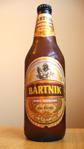 Bartnik - piwo miodowe regionalne.